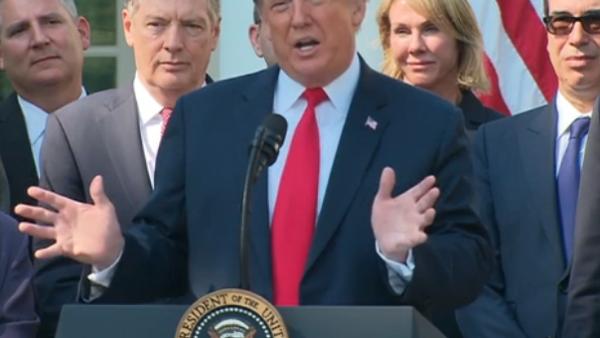 Trump sobre USMCA