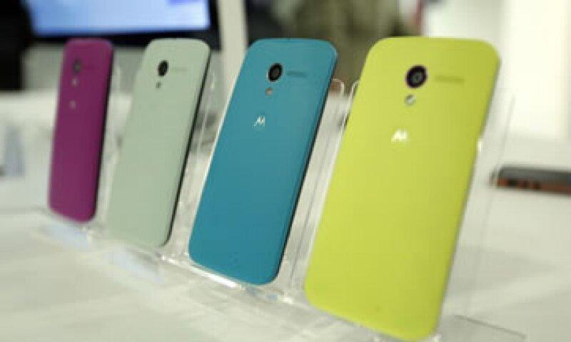 El Moto X fue el primero y el único teléfono desarrollado por Google. (Foto: Getty Images)