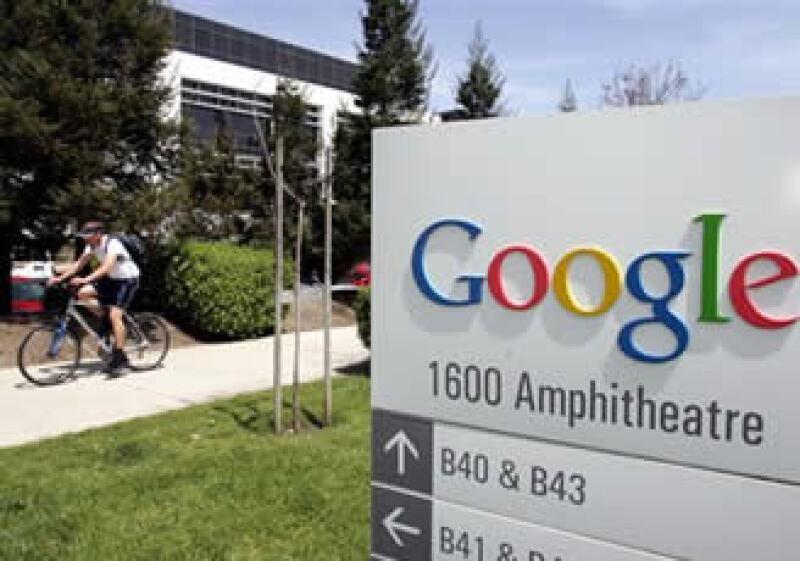 Google debe instalar barreras de seguridad en el software ITA, exigieron las autoridades de EU. (Foto: AP)