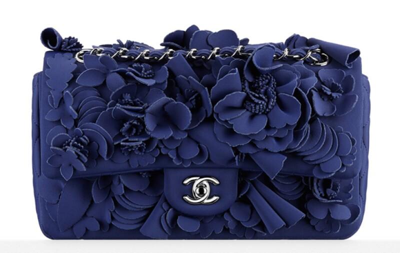 Esta es la lujosa bolsa Chanel que Irmelin, mamá de Leo DiCaprio tendrá ahora en su guardarropa.