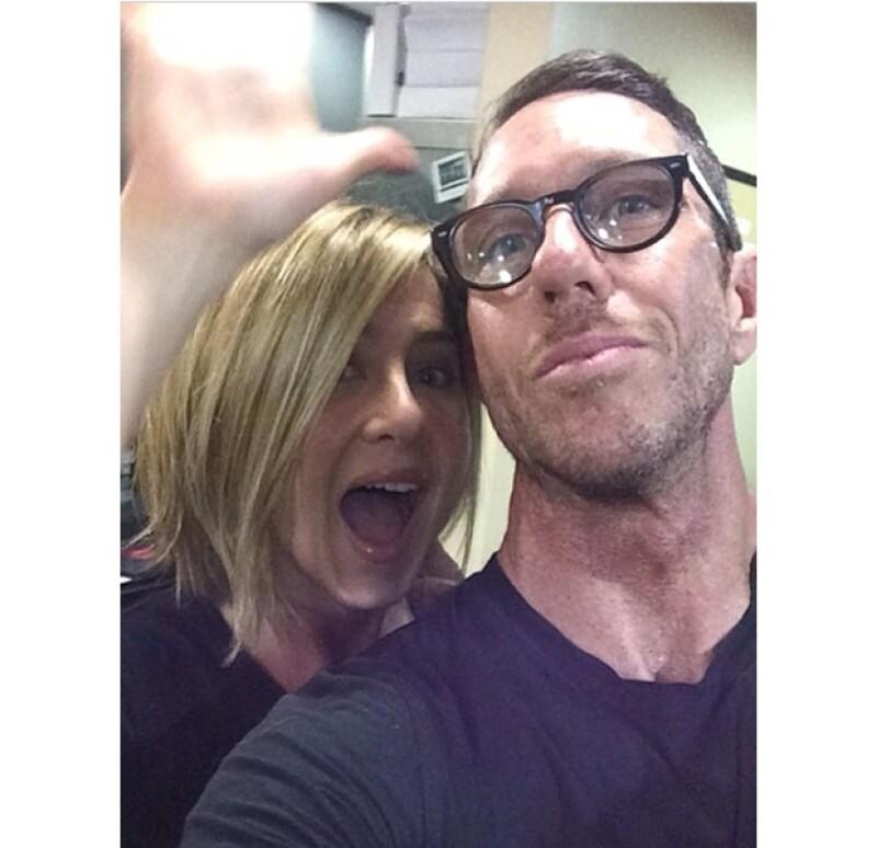 Jennifer y el famoso estilista de Hollywood tienen una amistad desde hace tiempo. Y es que él ha sido el que la ha preparado para sus citas más importantes.