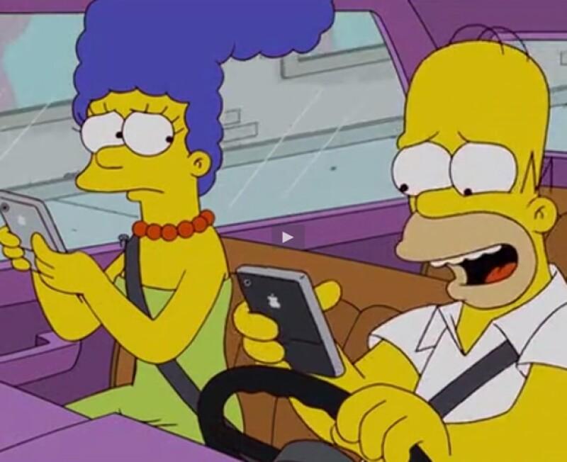 Un productor dice que la pareja tomará caminos separados; Homero se enamorará de una nueva mujer en la temporada 27 de la serie animada.
