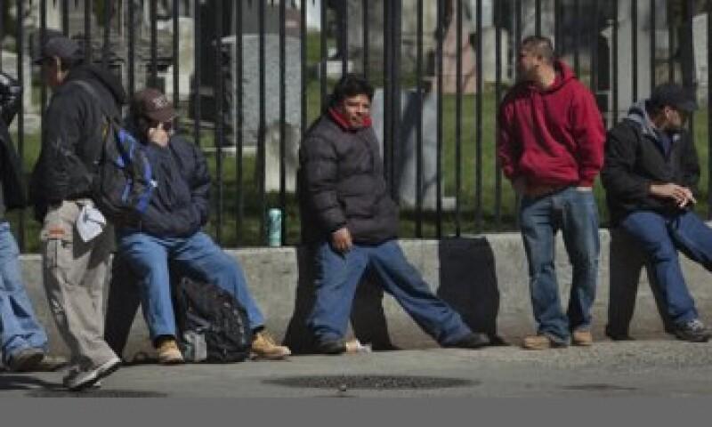NY es el único estado de EU que no presentó una baja en el desempleo durante marzo.  (Foto: Reuters)