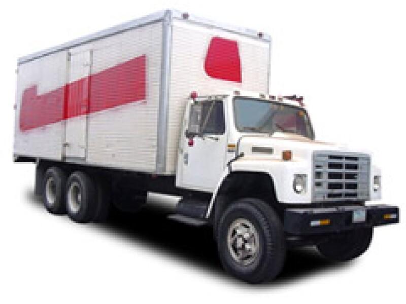 La venta de vehículos pesados va en línea con la menor actividad. (Foto: Archivo)