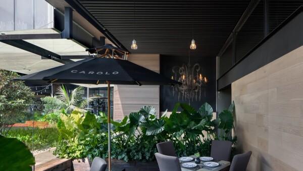 restaurantes verdes