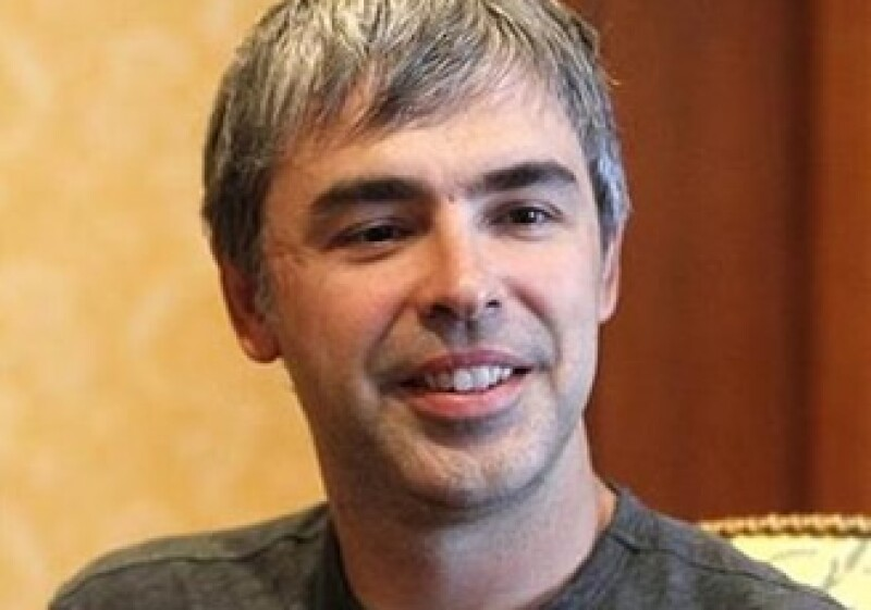 Larry Page habló de la importante participación de su compañero Jonathan Rosenberg en Google. (Foto: Reuters)