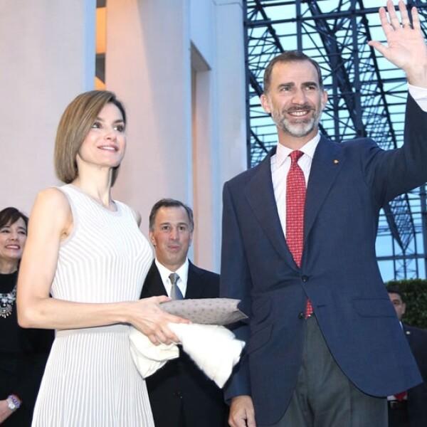 Los reyes españoles acudirán a una cena en Palacio Nacional; visitarán Zacatecas, al norte de México