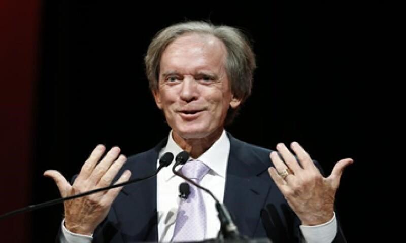 El reconocido gestor de bonos Bill Gross advierte a los inversionistas que los retornos de activos en muchas categorías podrían ser negativos. (Foto: Reuters )