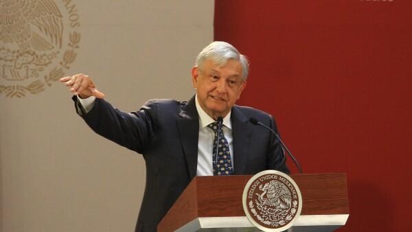López Obrador AMLO Notimex