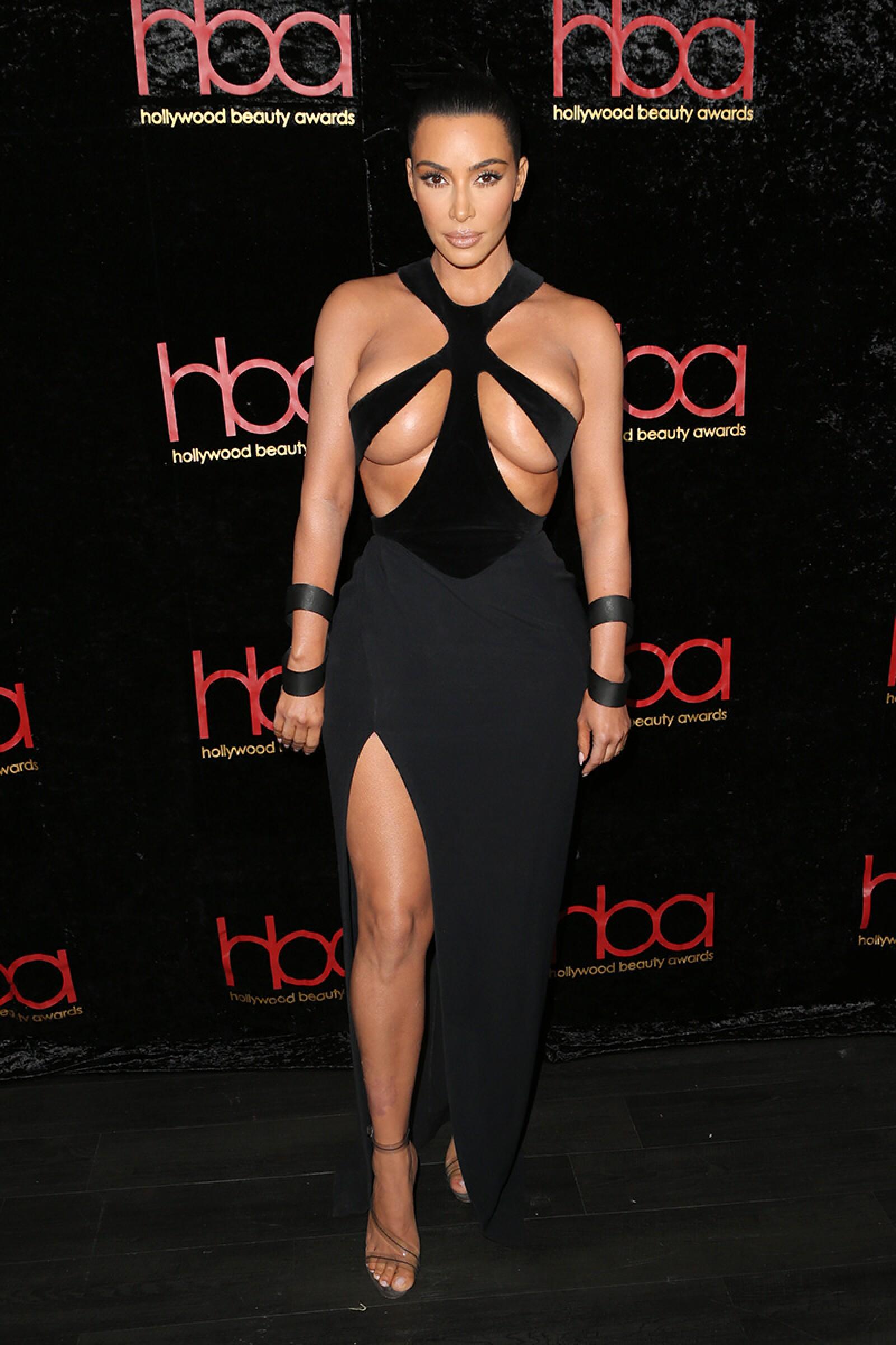 5th Annual Hollywood Beauty Awards, Los Angeles, USA - 17 Feb 2019