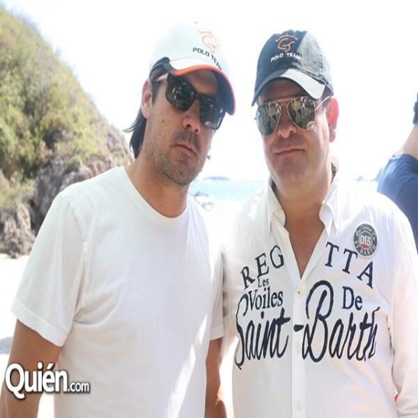 Diego Velarde,Billy Steta