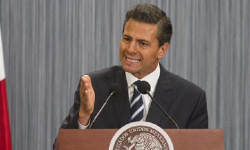 El presidente Enrique Peña Nieto dijo que ahora los mexicanos pueden usar su crédito Infonavit para comprar electrodomésticos.(Foto: Archivo)
