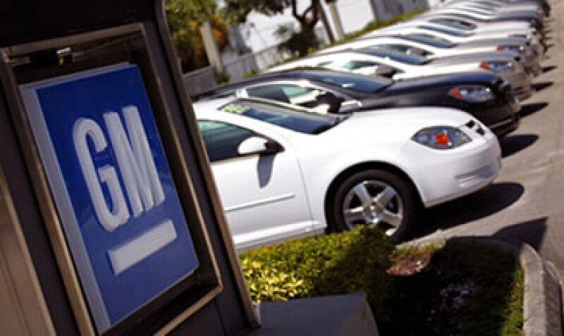El lunes, GM llamó a revisión a 1.5 millones de vehículos en EU. (Foto: Reuters)