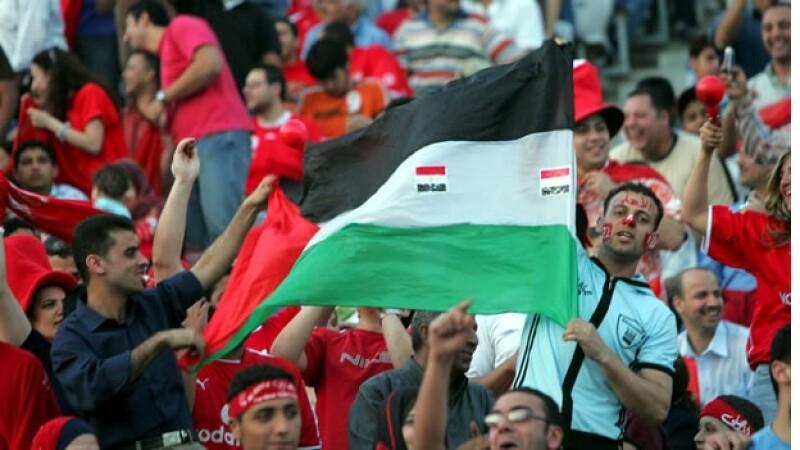 seguidores del futbol egipcio