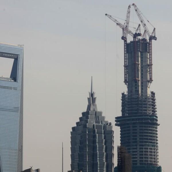 Centro Financiero Shanghai