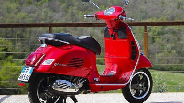 El veh�culo tuvo un �xito rotundo y ha servido como prototipo base para todos los dem�s modelos scooters