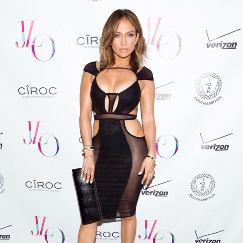 Jennifer Lopez no deja que su agenda modifique su salud, algo que se refleja en su apariencia.
