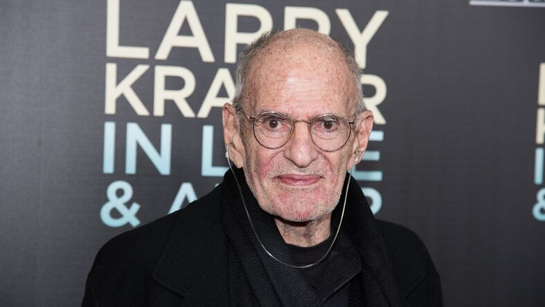 """Larry Kramer In Love And Anger"" New York Premiere"