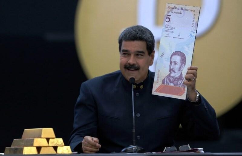 Estimación de Inflación en Venezuela