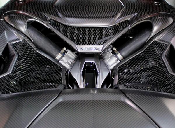 Acura NSX 2017 / 6
