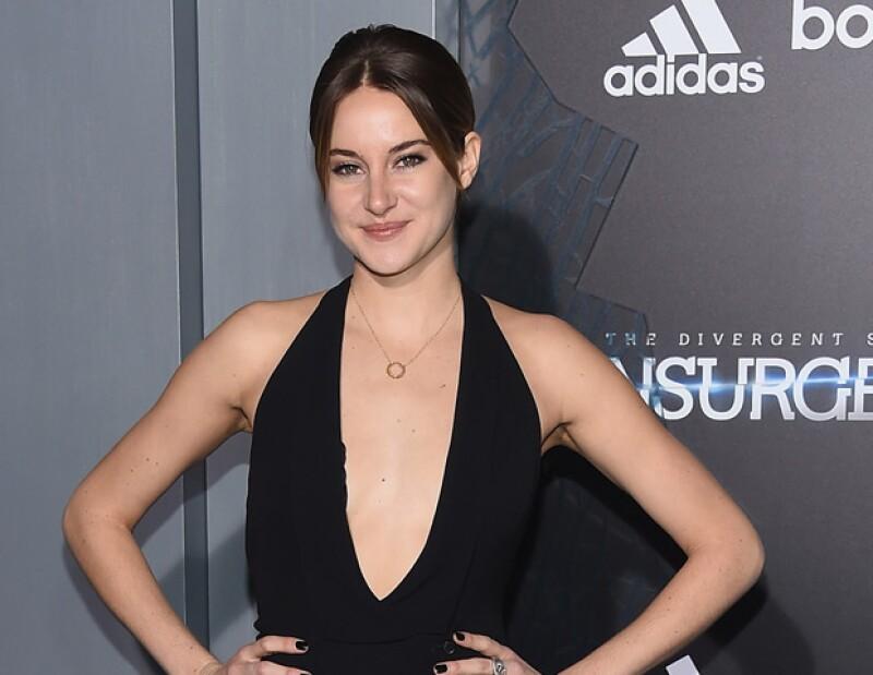 ¿Qué Shailene Woodley fue considerada para el papel de Katniss Everdeen en The Hunger Games? Este y más datos curiosos que seguro no sabías de la protagonista de Insurgent.