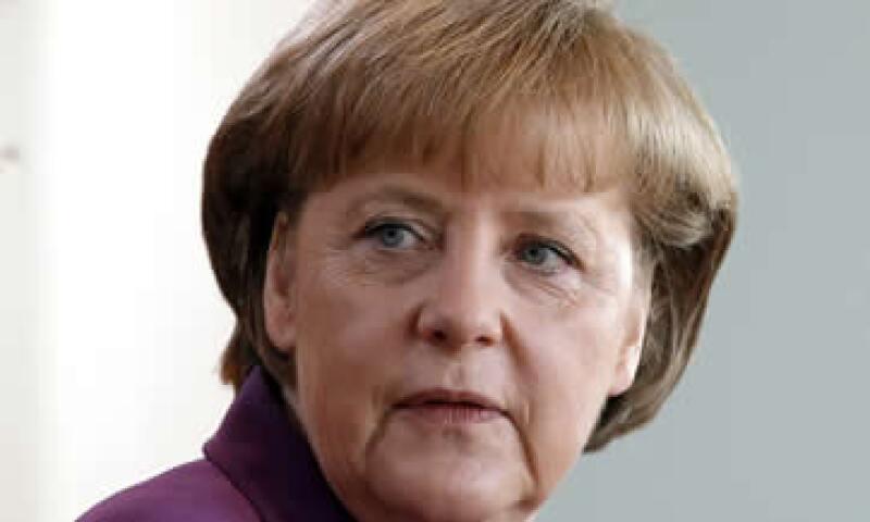 El Gobierno germano ha intentado reunir apoyos para aplicar un impuesto a la compra y venta de acciones, bonos y derivados. (Foto: AP)