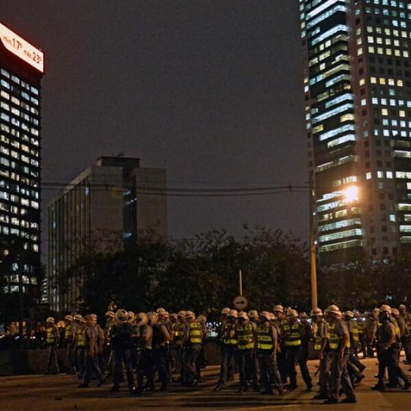 protestas en sao paulo