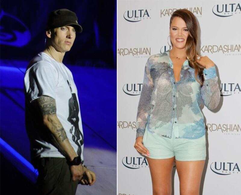 """En una frase de su nuevo sencillo """"Berzeck"""", el rapero hace alusión a """"la más fea de las Kardashian"""", mencionando a Lamar Odom, por lo que se intuye que habla de la más pequeña del clan."""
