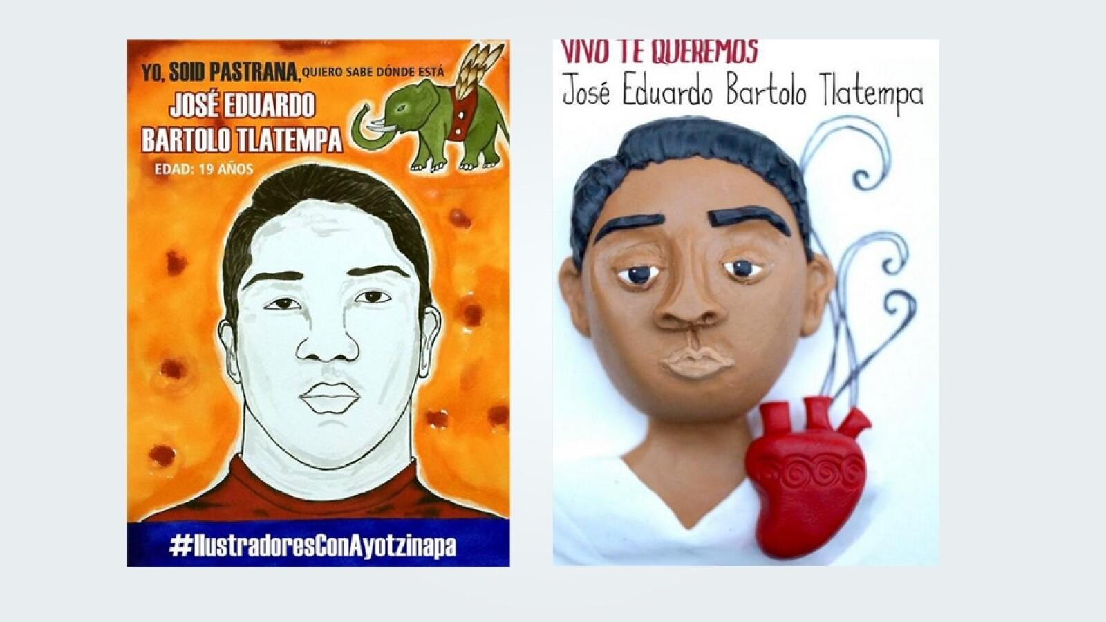 Jose Eduardo Bartolo Ayotzinapa