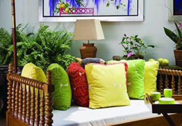Los espacios pueden ser decorados de acuerdo a un tema.
