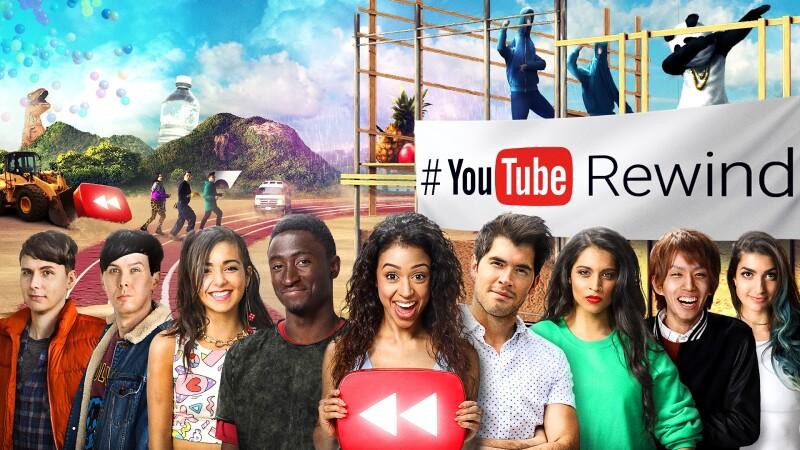 ¿Qué sacudió a YouTube en 2016?