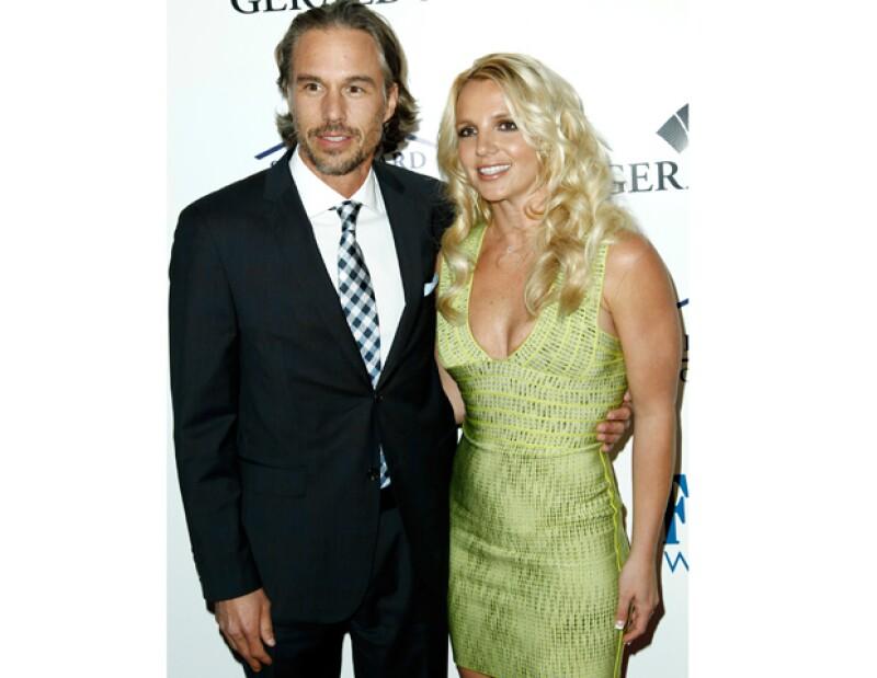 Jason Trawick, novio de la cantante, ha solicitado a la corte de Los Ángeles compartir la custodia de la cantante con el padre de la famosa, Jamie Spears.