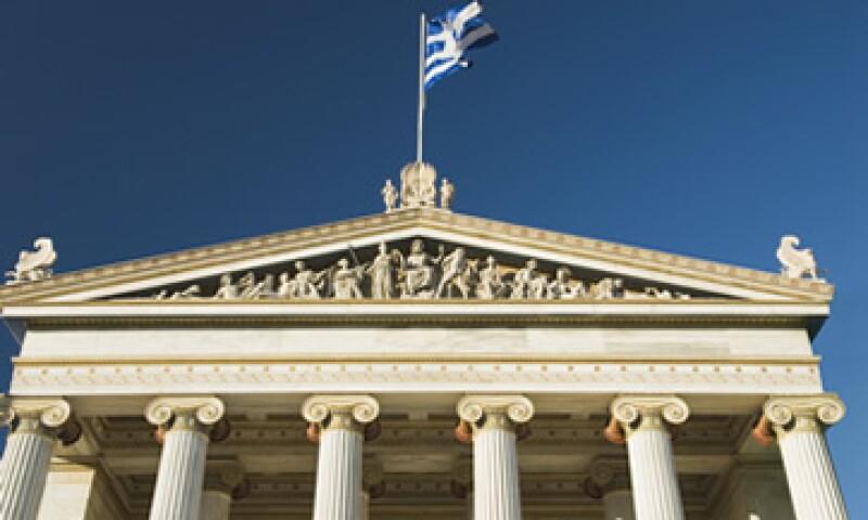 Grecia aseguró que cancelará su canje de bonos si no recibe el 90% de participación de los inversionistas. (Foto: Photos to Go)