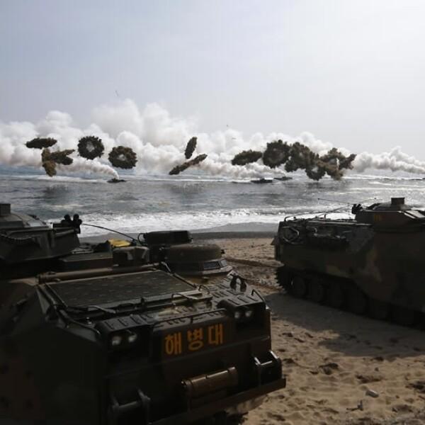 ejercicios Corea del Sur EU 7