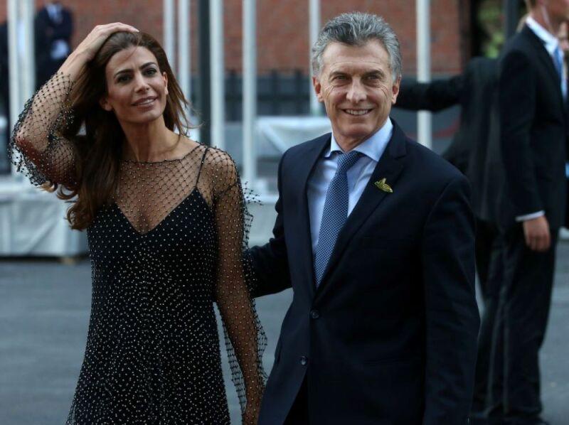 Mauricio Macri y Juliana Awada a punto de dejar la presidencia 1.jpg