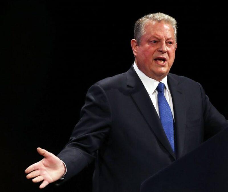 La propuesta de Al Gore