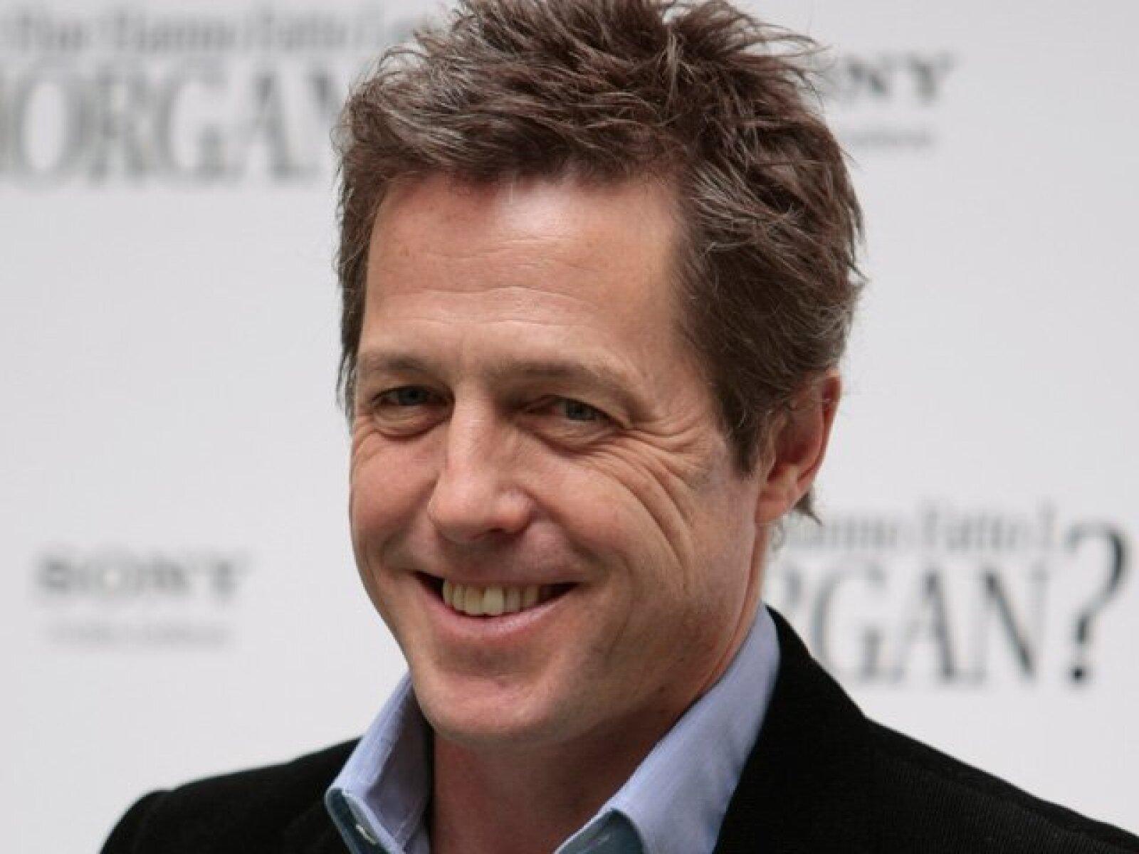 Hugh Grant. El actor británico estudió Literatura Inglesa y se graduó con honores de segundo grado de Oxford.