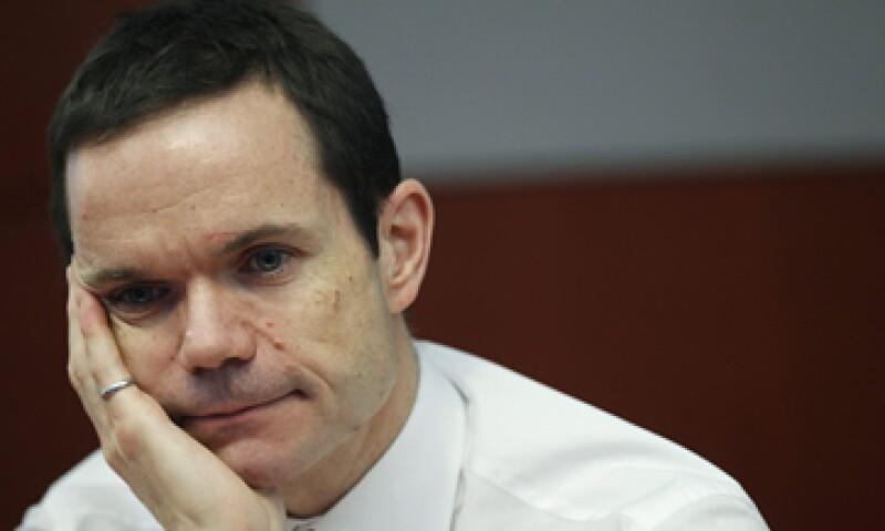 Jerry del Missier dijo que no le parecía inapropiada la medida dado que provenía del Banco de Inglaterra. (Foto: Reuters)