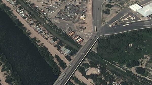 Puente internacional Reynosa-Pharr