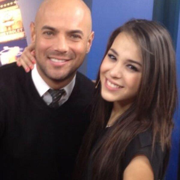 En 2009 Danna fue la protagonista de `Atrévete a soñar´, telenovela que tuvo un éxito rotundo.