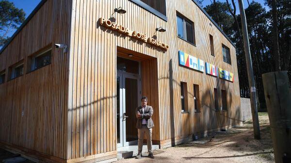 Hotel de madera, Posada José Ignacio