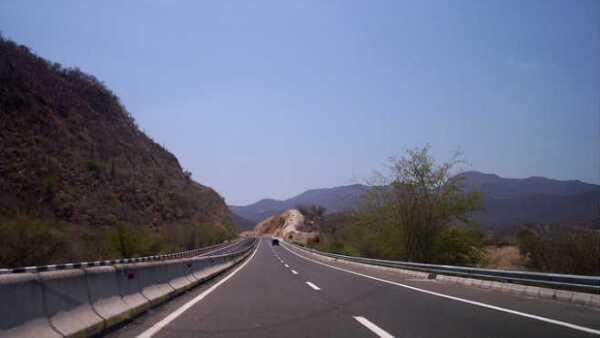 Autopista del Sol, Guerrero