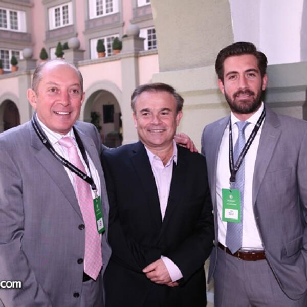 Jaime Vega,Mauricio Wapinski,Jaime Vega