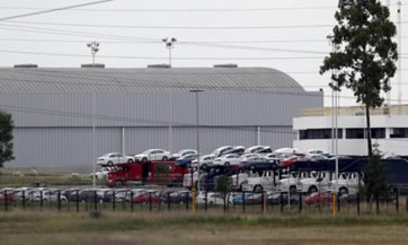 La planta de Puebla ensambló 475,121 unidades, de las cuales 206,100 se enviaron a EU. (Foto: Reuters)