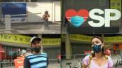 Brasileños preocupados por la gestión del gobierno sobre la pandemia