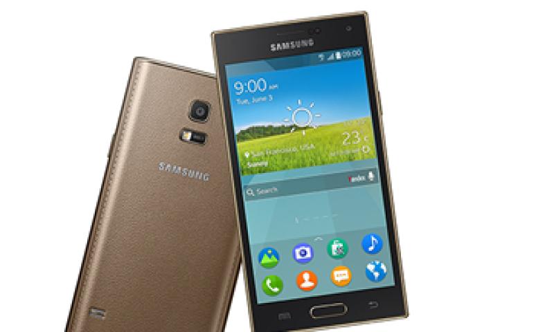 El Samsung Z fue presentado en San Francisco, California. (Foto: Tomada de samsungmobilepress.com)