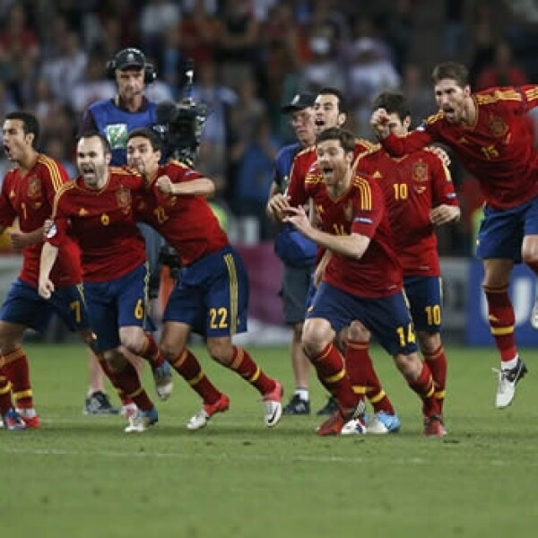 España vs. Portugal 11