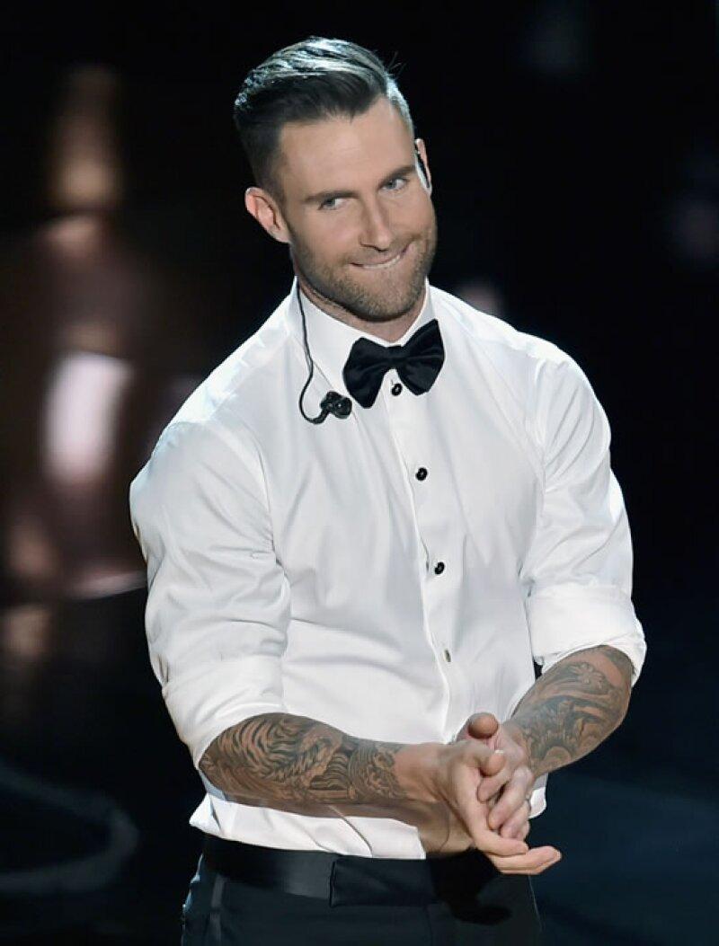 Aunque el vocalista de Maroon 5 ya ha pasado por casi todos los estilos, este último se podría convertir en el más extremo.
