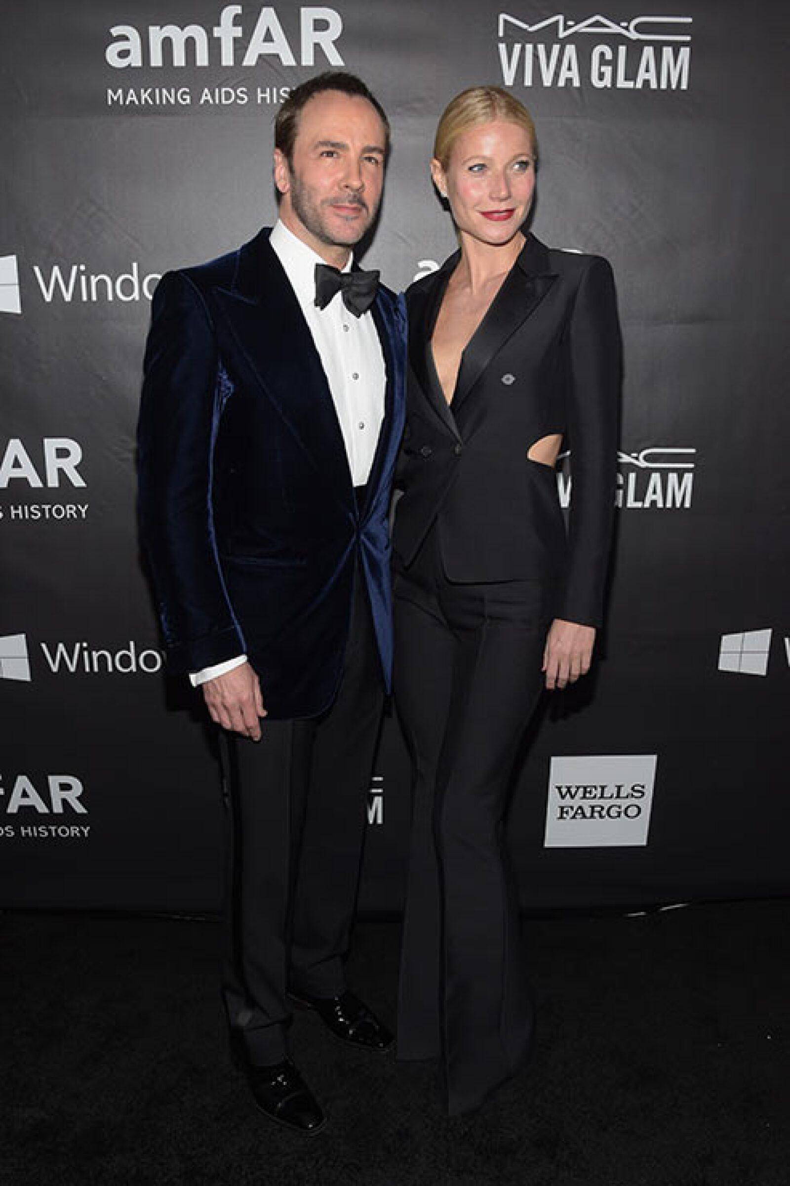 Tom Ford, Gwyneth Paltrow