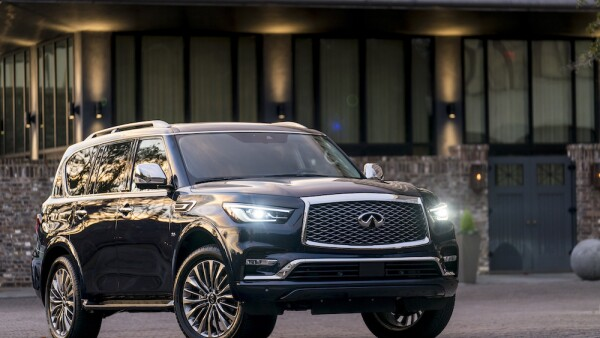 2018 INFINITI QX80 earns AutoPacific accolade